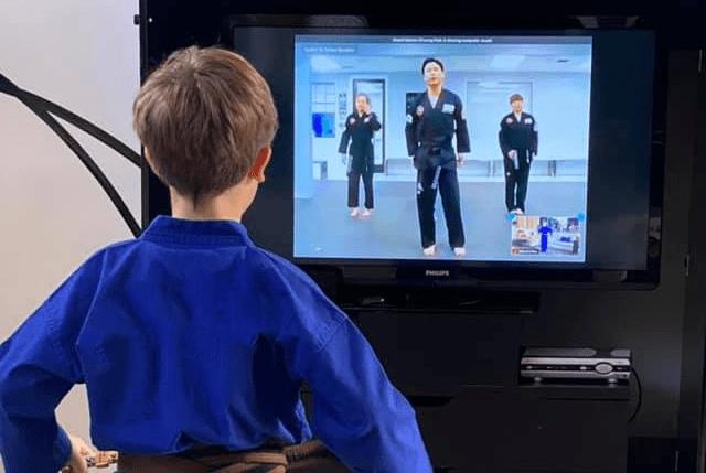 Kidsvirtualnologo, Clark's Martial Arts