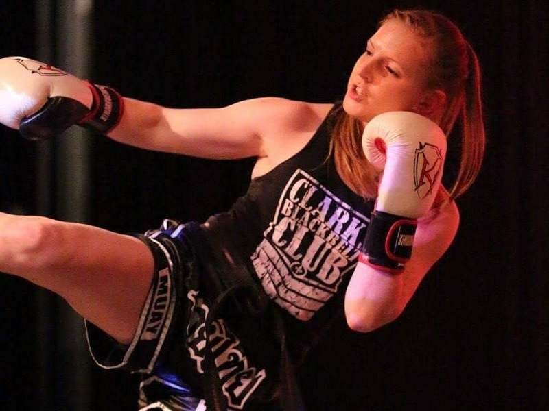 virtual kickboxing in victoria
