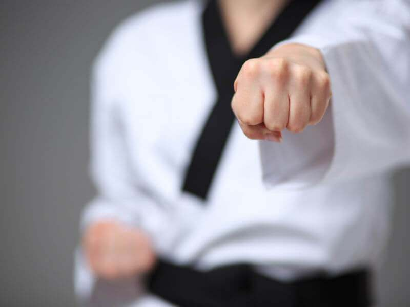 Adult Karate Video Placeholder, Clark's Martial Arts